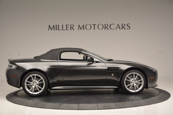 Used 2016 Aston Martin V8 Vantage S Roadster for sale Sold at Aston Martin of Greenwich in Greenwich CT 06830 21