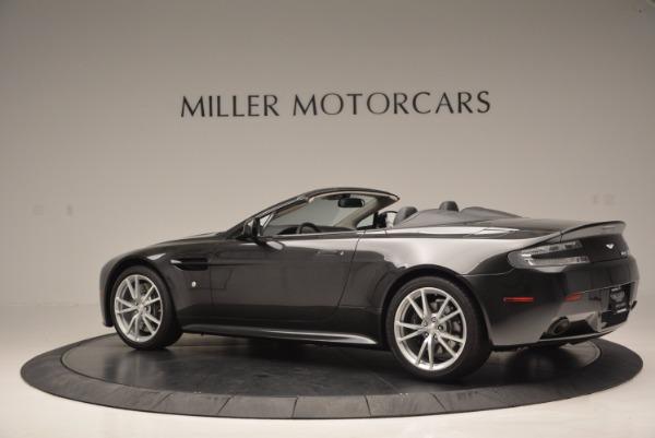 Used 2016 Aston Martin V8 Vantage S Roadster for sale Sold at Aston Martin of Greenwich in Greenwich CT 06830 4