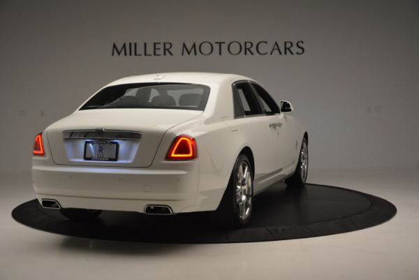 Used 2016 Rolls-Royce Ghost Series II for sale Sold at Aston Martin of Greenwich in Greenwich CT 06830 8