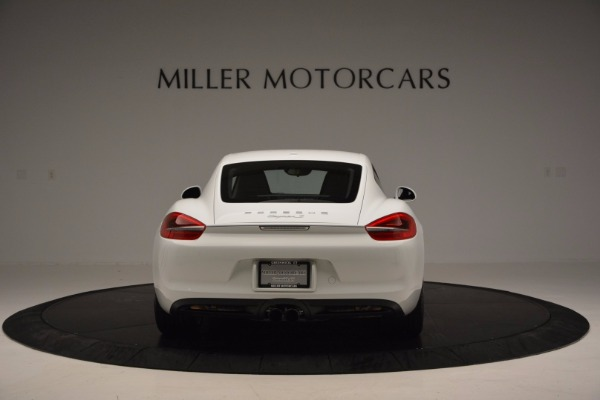 Used 2014 Porsche Cayman S for sale Sold at Aston Martin of Greenwich in Greenwich CT 06830 6