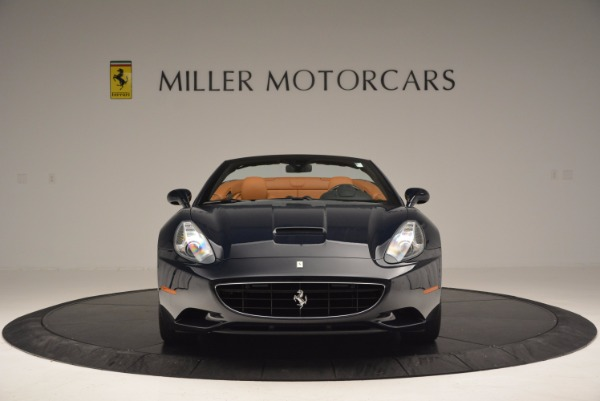 Used 2010 Ferrari California for sale Sold at Aston Martin of Greenwich in Greenwich CT 06830 12