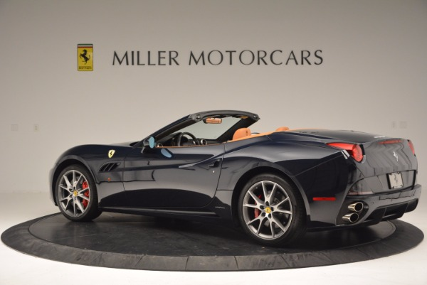 Used 2010 Ferrari California for sale Sold at Aston Martin of Greenwich in Greenwich CT 06830 4