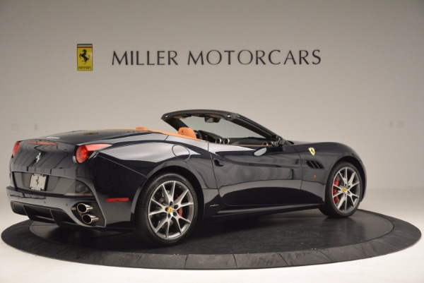 Used 2010 Ferrari California for sale Sold at Aston Martin of Greenwich in Greenwich CT 06830 8