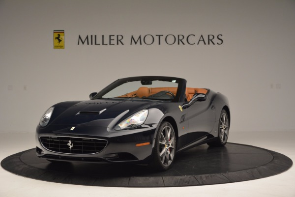 Used 2010 Ferrari California for sale Sold at Aston Martin of Greenwich in Greenwich CT 06830 1