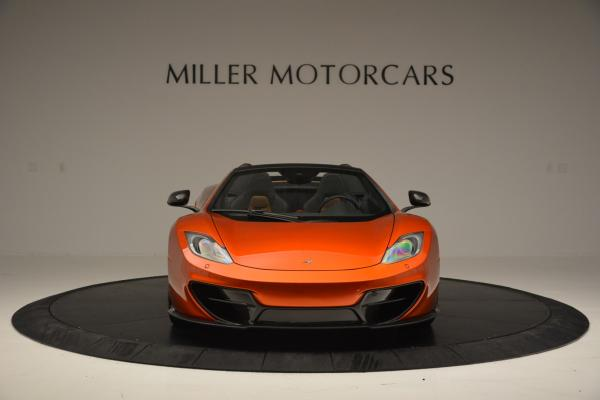 Used 2013 McLaren MP4-12C Base for sale Sold at Aston Martin of Greenwich in Greenwich CT 06830 12