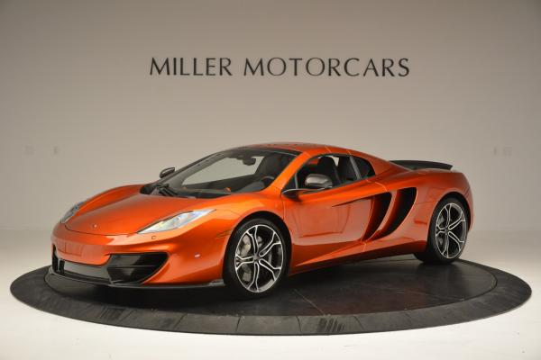 Used 2013 McLaren MP4-12C Base for sale Sold at Aston Martin of Greenwich in Greenwich CT 06830 13