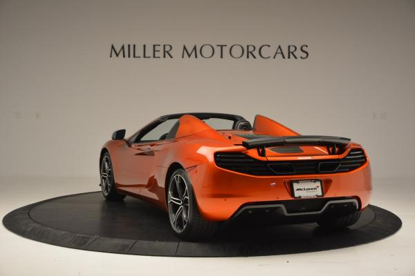 Used 2013 McLaren MP4-12C Base for sale Sold at Aston Martin of Greenwich in Greenwich CT 06830 5