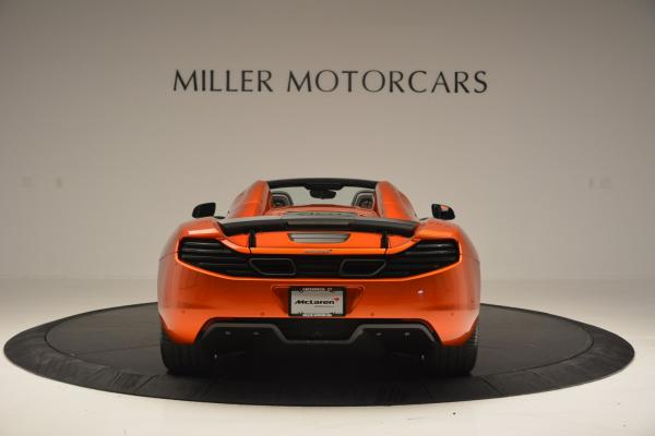 Used 2013 McLaren MP4-12C Base for sale Sold at Aston Martin of Greenwich in Greenwich CT 06830 6