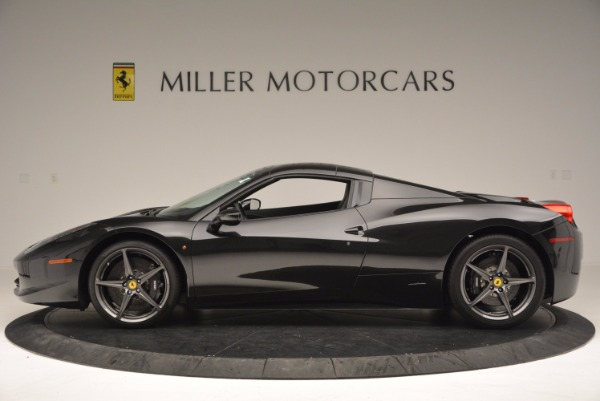 Used 2015 Ferrari 458 Spider for sale Sold at Aston Martin of Greenwich in Greenwich CT 06830 15