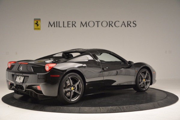 Used 2015 Ferrari 458 Spider for sale Sold at Aston Martin of Greenwich in Greenwich CT 06830 20