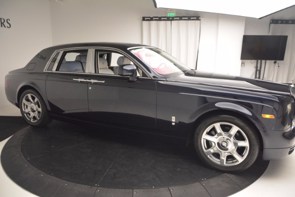 Used 2011 Rolls-Royce Phantom for sale Sold at Aston Martin of Greenwich in Greenwich CT 06830 7