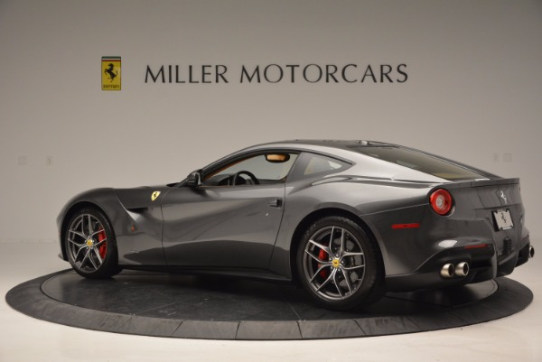 Used 2014 Ferrari F12 Berlinetta for sale Sold at Aston Martin of Greenwich in Greenwich CT 06830 4