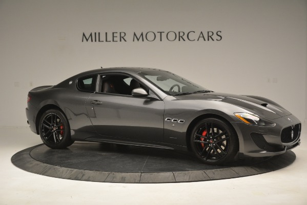 Used 2017 Maserati GranTurismo GT Sport Special Edition for sale Sold at Aston Martin of Greenwich in Greenwich CT 06830 10