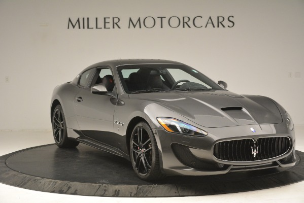 Used 2017 Maserati GranTurismo GT Sport Special Edition for sale Sold at Aston Martin of Greenwich in Greenwich CT 06830 11