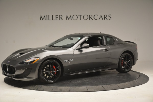 Used 2017 Maserati GranTurismo GT Sport Special Edition for sale Sold at Aston Martin of Greenwich in Greenwich CT 06830 2