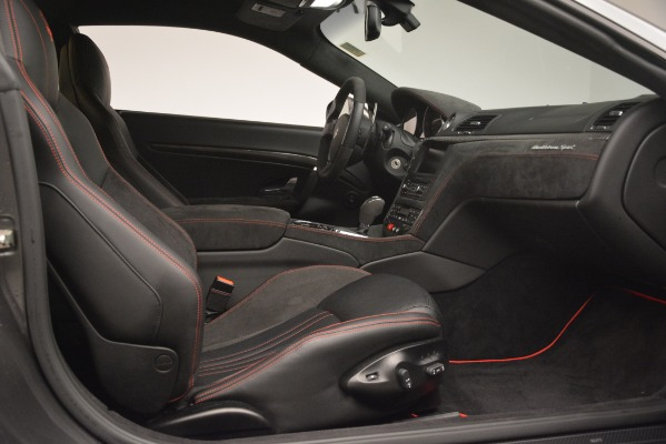 Used 2017 Maserati GranTurismo GT Sport Special Edition for sale Sold at Aston Martin of Greenwich in Greenwich CT 06830 21