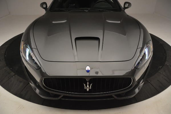 Used 2017 Maserati GranTurismo GT Sport Special Edition for sale Sold at Aston Martin of Greenwich in Greenwich CT 06830 23