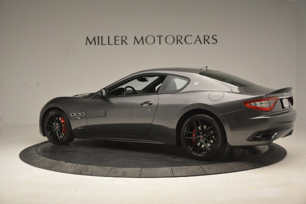 Used 2017 Maserati GranTurismo GT Sport Special Edition for sale Sold at Aston Martin of Greenwich in Greenwich CT 06830 4