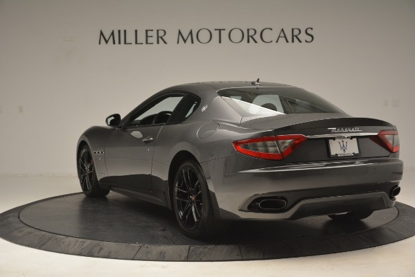 Used 2017 Maserati GranTurismo GT Sport Special Edition for sale Sold at Aston Martin of Greenwich in Greenwich CT 06830 5