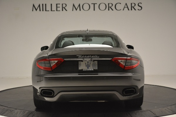Used 2017 Maserati GranTurismo GT Sport Special Edition for sale Sold at Aston Martin of Greenwich in Greenwich CT 06830 6