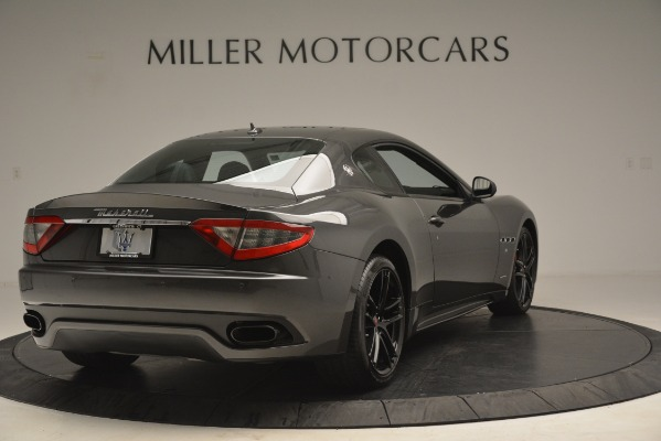 Used 2017 Maserati GranTurismo GT Sport Special Edition for sale Sold at Aston Martin of Greenwich in Greenwich CT 06830 7