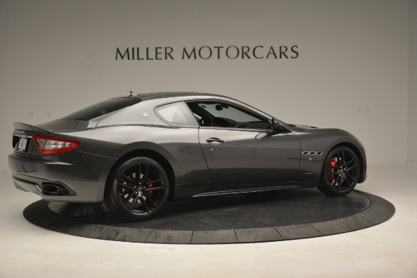 Used 2017 Maserati GranTurismo GT Sport Special Edition for sale Sold at Aston Martin of Greenwich in Greenwich CT 06830 8