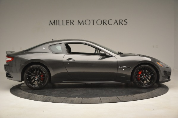 Used 2017 Maserati GranTurismo GT Sport Special Edition for sale Sold at Aston Martin of Greenwich in Greenwich CT 06830 9