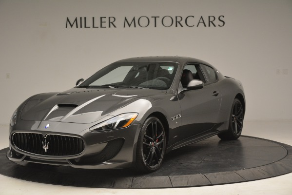 Used 2017 Maserati GranTurismo GT Sport Special Edition for sale Sold at Aston Martin of Greenwich in Greenwich CT 06830 1