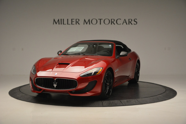 New 2017 Maserati GranTurismo Sport Special Edition for sale Sold at Aston Martin of Greenwich in Greenwich CT 06830 2