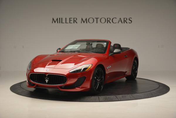 New 2017 Maserati GranTurismo Sport Special Edition for sale Sold at Aston Martin of Greenwich in Greenwich CT 06830 1