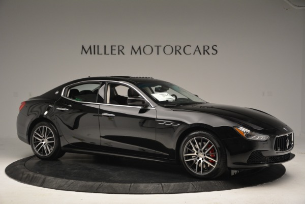 Used 2016 Maserati Ghibli S Q4  EX-LOANER for sale Sold at Aston Martin of Greenwich in Greenwich CT 06830 10