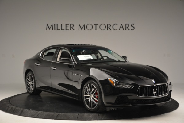 Used 2016 Maserati Ghibli S Q4  EX-LOANER for sale Sold at Aston Martin of Greenwich in Greenwich CT 06830 11