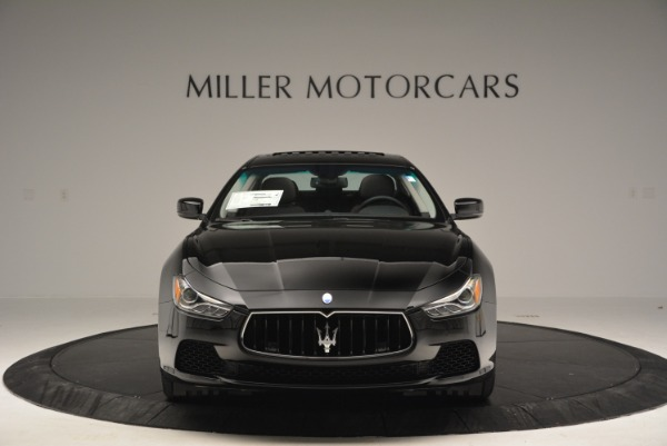 Used 2016 Maserati Ghibli S Q4  EX-LOANER for sale Sold at Aston Martin of Greenwich in Greenwich CT 06830 12