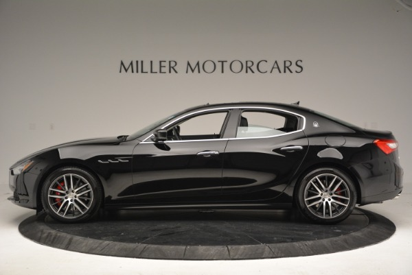 Used 2016 Maserati Ghibli S Q4  EX-LOANER for sale Sold at Aston Martin of Greenwich in Greenwich CT 06830 3