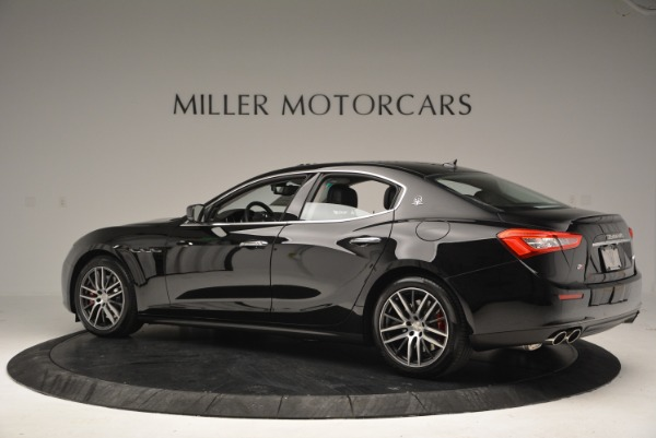 Used 2016 Maserati Ghibli S Q4  EX-LOANER for sale Sold at Aston Martin of Greenwich in Greenwich CT 06830 4