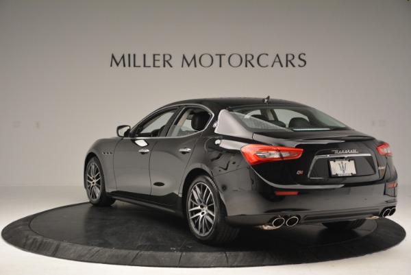 Used 2016 Maserati Ghibli S Q4  EX-LOANER for sale Sold at Aston Martin of Greenwich in Greenwich CT 06830 5