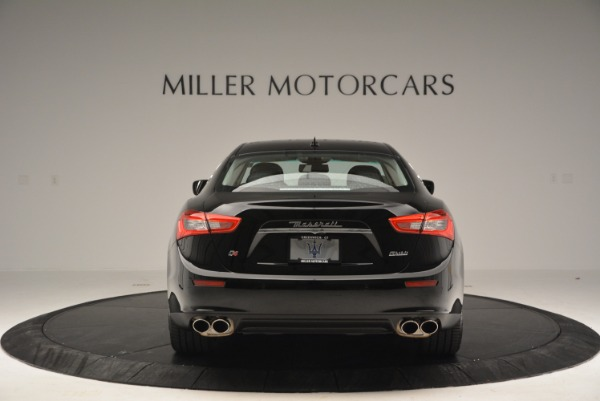 Used 2016 Maserati Ghibli S Q4  EX-LOANER for sale Sold at Aston Martin of Greenwich in Greenwich CT 06830 6