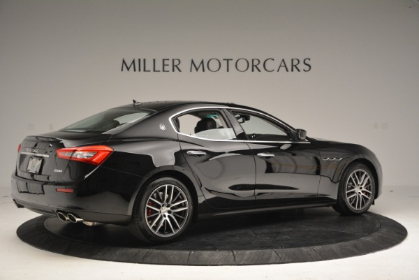 Used 2016 Maserati Ghibli S Q4  EX-LOANER for sale Sold at Aston Martin of Greenwich in Greenwich CT 06830 8