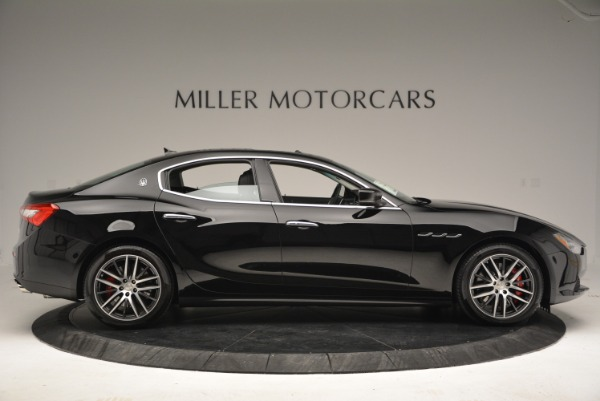 Used 2016 Maserati Ghibli S Q4  EX-LOANER for sale Sold at Aston Martin of Greenwich in Greenwich CT 06830 9