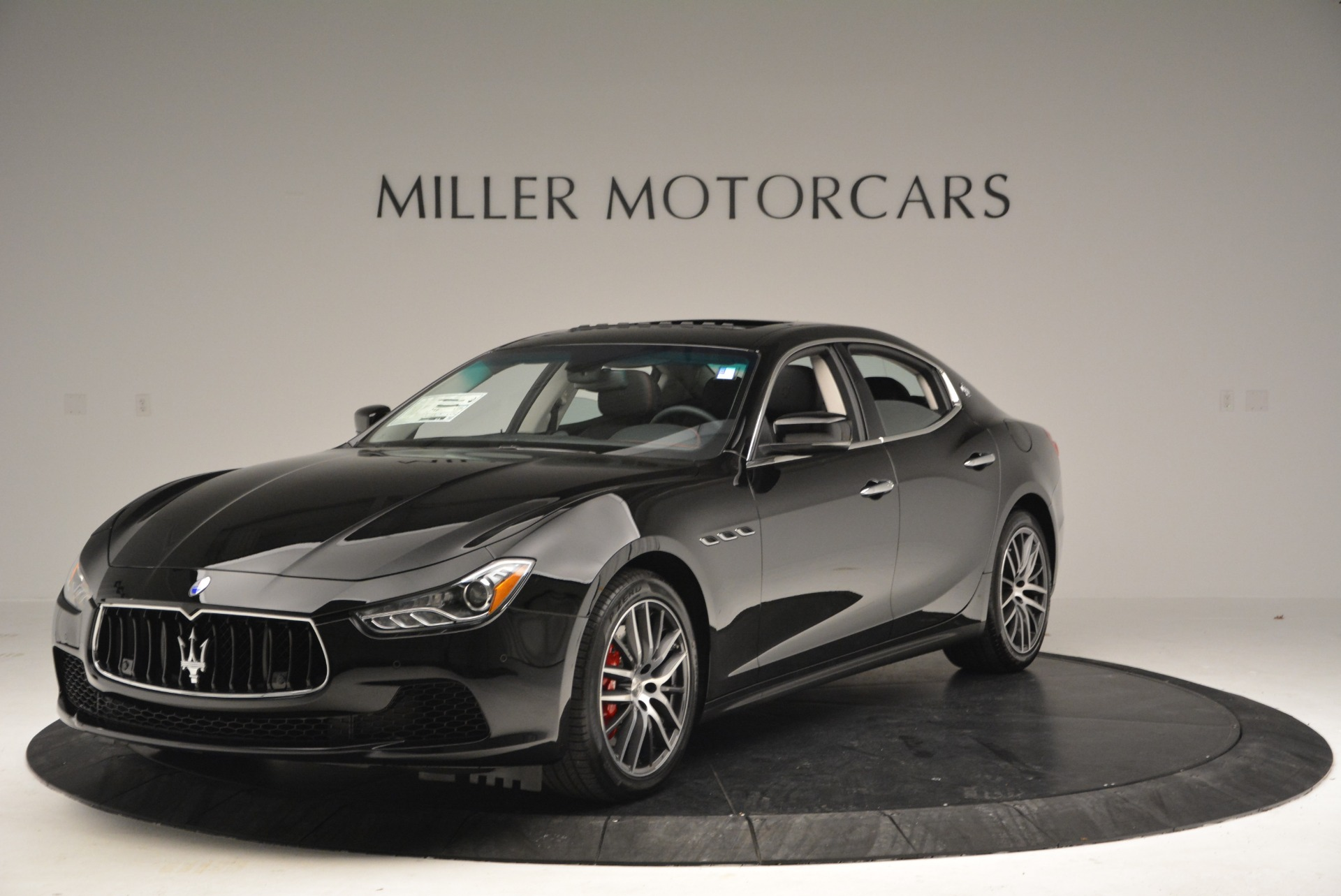 Used 2016 Maserati Ghibli S Q4  EX-LOANER for sale Sold at Aston Martin of Greenwich in Greenwich CT 06830 1