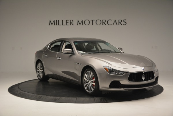 Used 2016 Maserati Ghibli S Q4  EX- LOANER for sale Sold at Aston Martin of Greenwich in Greenwich CT 06830 11