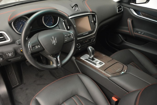 Used 2016 Maserati Ghibli S Q4  EX- LOANER for sale Sold at Aston Martin of Greenwich in Greenwich CT 06830 13