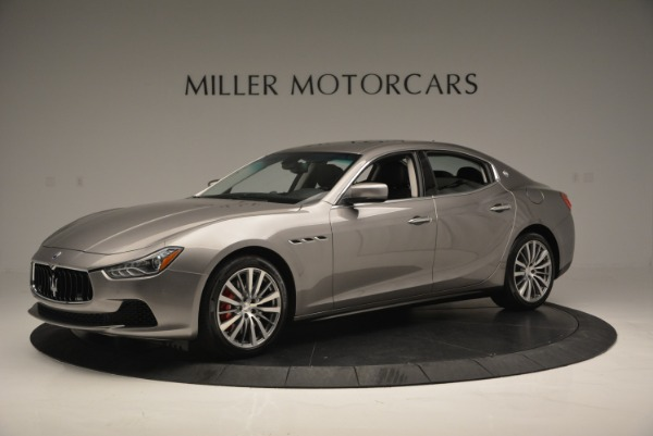 Used 2016 Maserati Ghibli S Q4  EX- LOANER for sale Sold at Aston Martin of Greenwich in Greenwich CT 06830 2