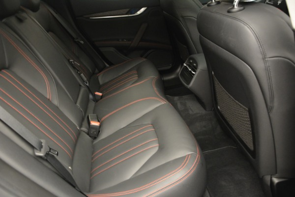 Used 2016 Maserati Ghibli S Q4  EX- LOANER for sale Sold at Aston Martin of Greenwich in Greenwich CT 06830 23