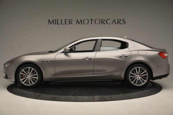 Used 2016 Maserati Ghibli S Q4  EX- LOANER for sale Sold at Aston Martin of Greenwich in Greenwich CT 06830 3
