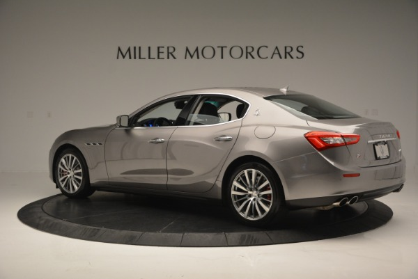 Used 2016 Maserati Ghibli S Q4  EX- LOANER for sale Sold at Aston Martin of Greenwich in Greenwich CT 06830 4