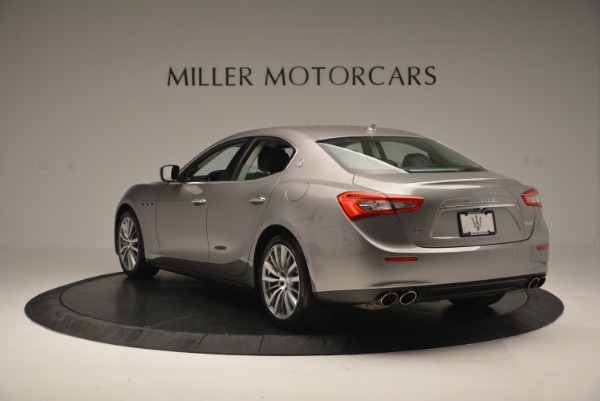 Used 2016 Maserati Ghibli S Q4  EX- LOANER for sale Sold at Aston Martin of Greenwich in Greenwich CT 06830 5