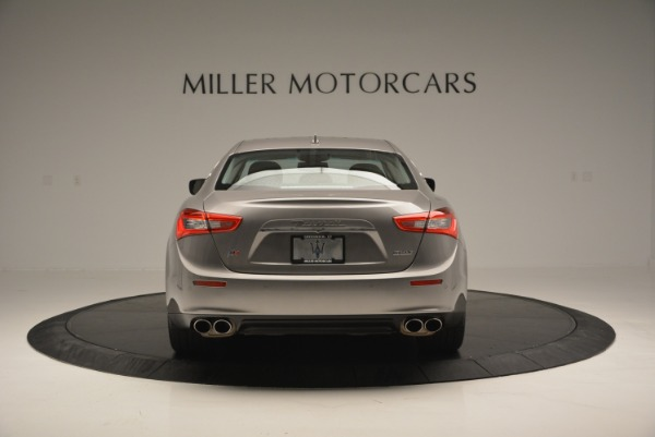 Used 2016 Maserati Ghibli S Q4  EX- LOANER for sale Sold at Aston Martin of Greenwich in Greenwich CT 06830 6