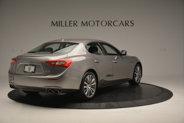 Used 2016 Maserati Ghibli S Q4  EX- LOANER for sale Sold at Aston Martin of Greenwich in Greenwich CT 06830 7