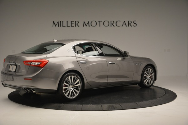 Used 2016 Maserati Ghibli S Q4  EX- LOANER for sale Sold at Aston Martin of Greenwich in Greenwich CT 06830 8